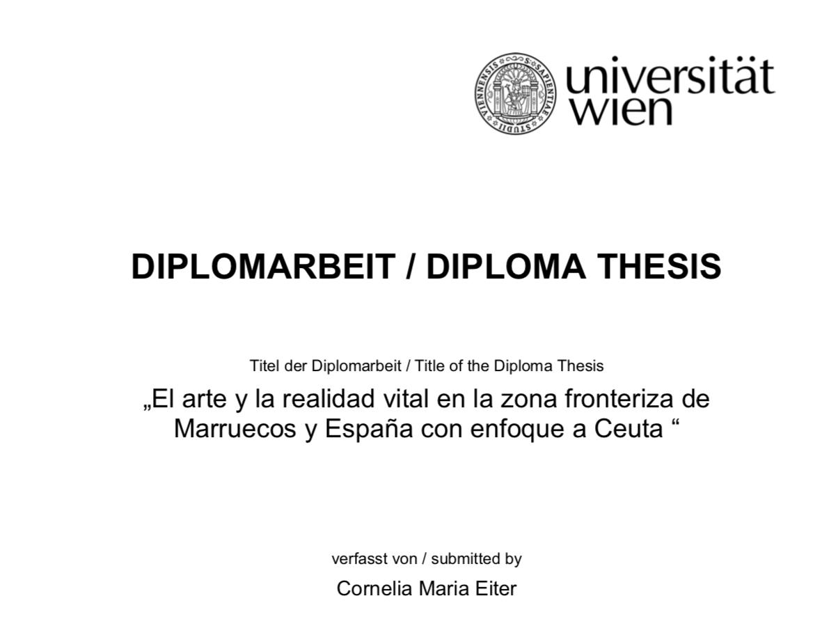 'El Quijote del Estrecho', en una tesis para la Universidad de Viena
