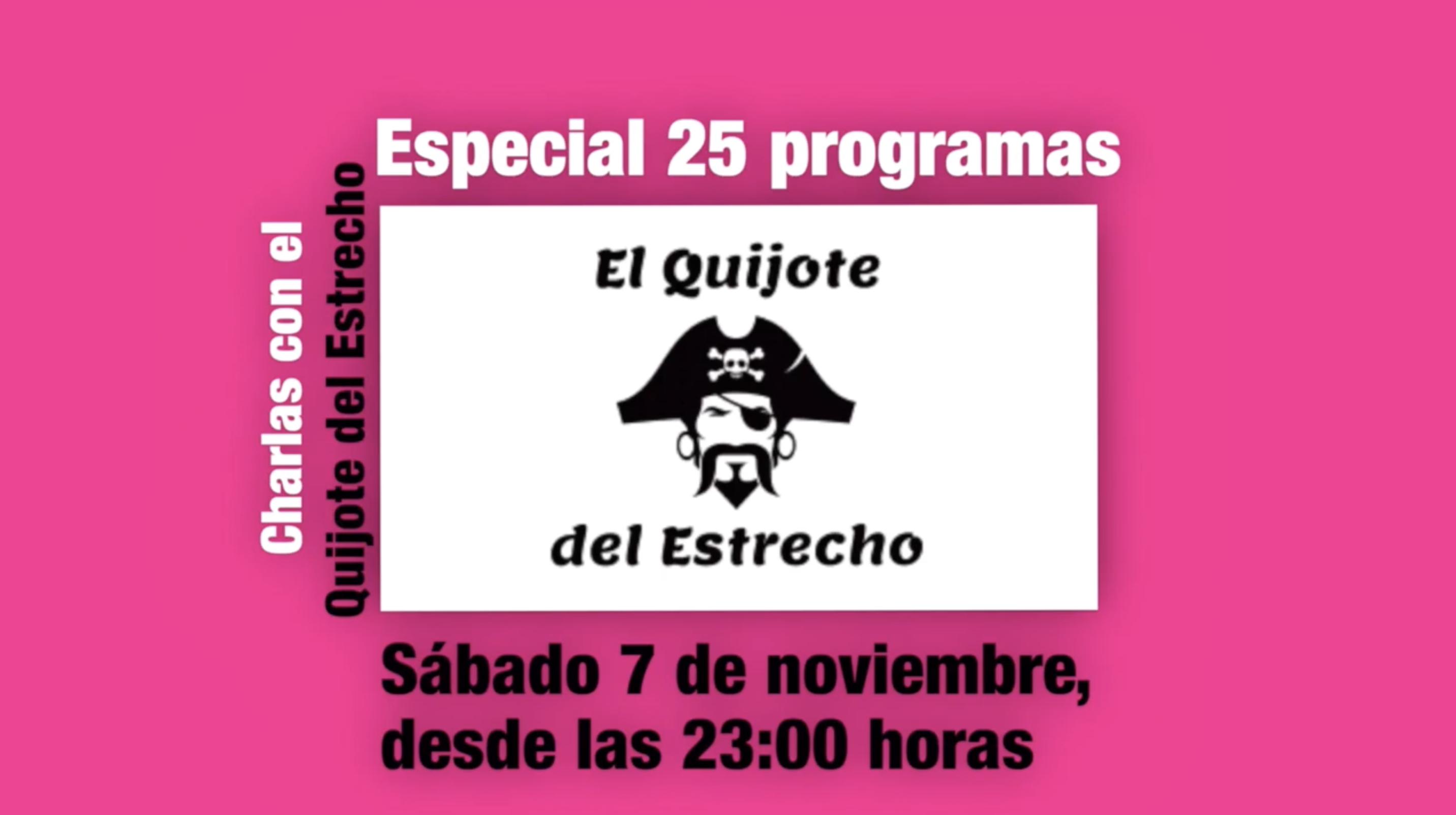 Especial 25 programas
